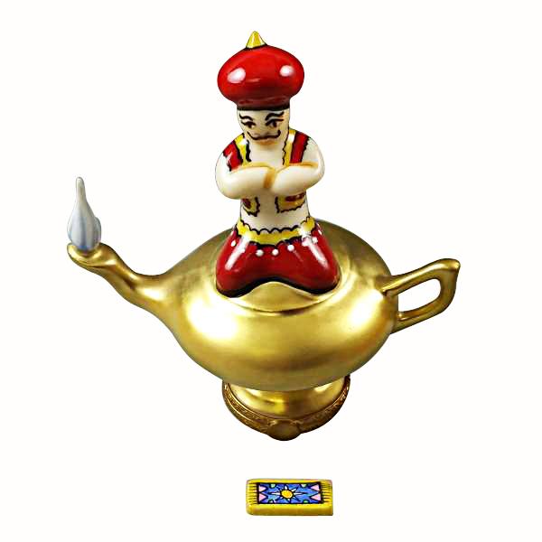 Aladdin In The Magic Lamp
